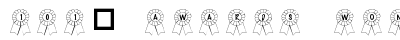 101! Awards Won preview