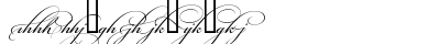 Bickham Script Alt Two preview