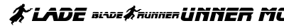 Blade Runner Movie Font 2 preview