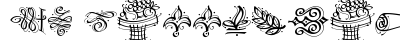 DF Calligraphic Ornaments LET Plain:1.0 preview