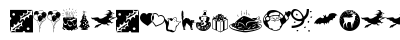 Doodle Dingbats Three SSi preview