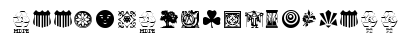 Doodle Dingbats Two SSi preview