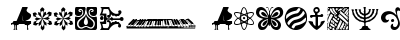 Doodle Dingbats One SSi preview