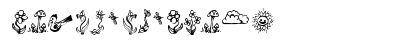 Garden Dingbats preview