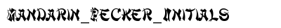 download Mandarin Becker Initials