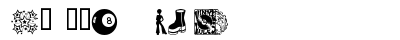 My 70s Ding font