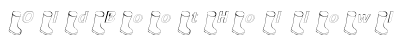 download Old Boot Hollow Italics