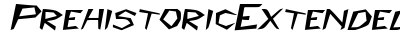 download Prehistoric Extended Italic