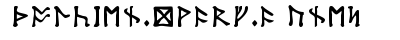 download Tolkien Dwarf Runes