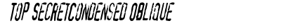 download Top Secret Condensed Oblique