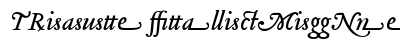 download Tribute Italic Lig One