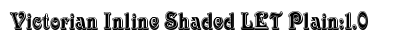 download Victorian Inline Shaded LET Plain:1.0
