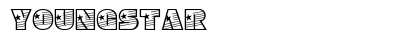 Young Star font